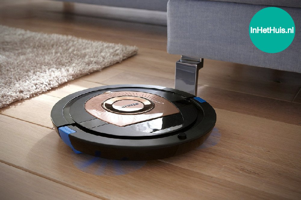 Philips SmartPro FC8776/01 stofzuigerrobot review