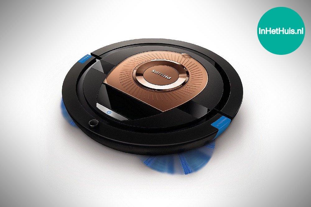 Philips SmartPro FC8776/01 robotstofzuiger review