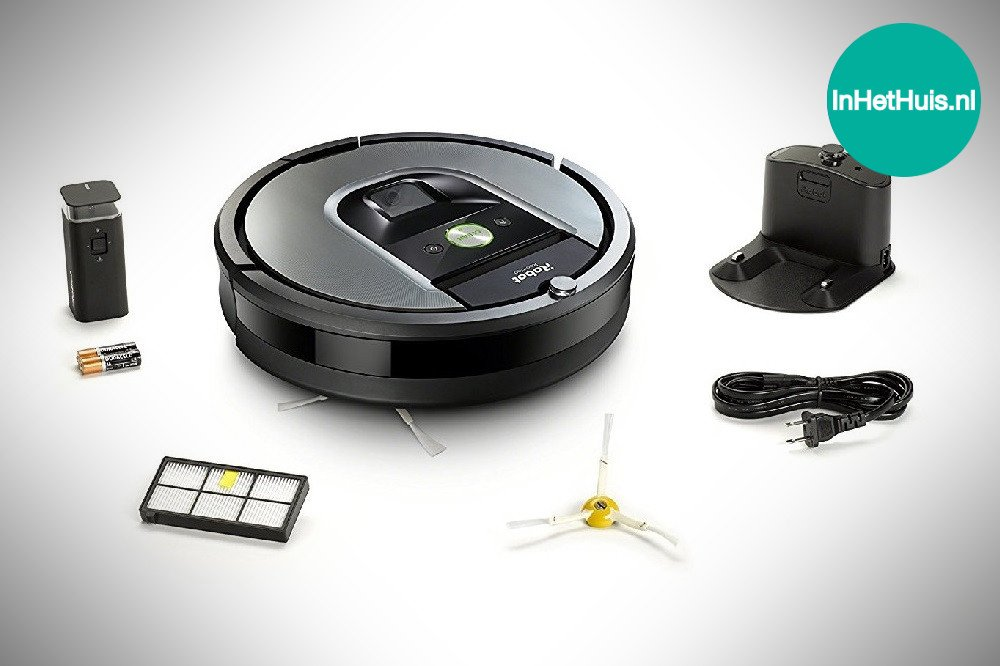Roomba 960 Robotstofzuiger