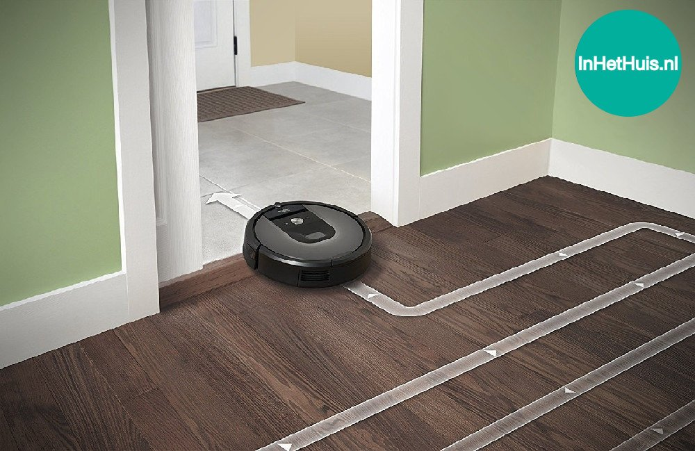 iRobot Roomba 960 stofzuiger