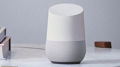 Google Home Slimme Speaker NL