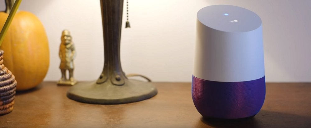 Google Home Smart Speaker Nederlandstalig