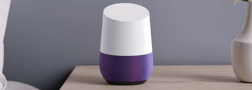 Google Home Slimme Speaker Nederlandstalig