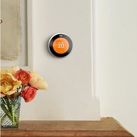 Google Nest Learning Thermostat - Slimme thermostaat