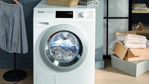 🥇 Miele WDB 030 WCS Wasmachine Beoordeling