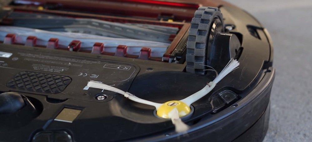 Onderkant Roomba 980