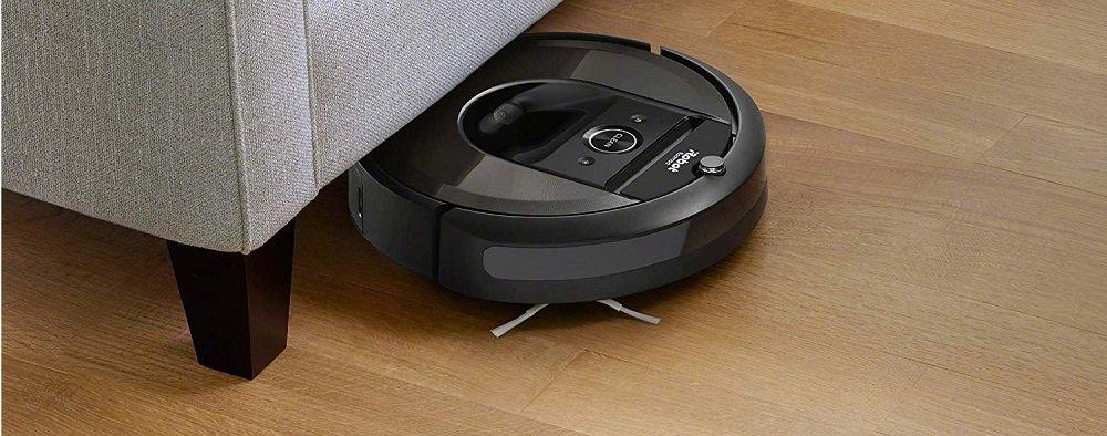 Roomba i7+ Robotstofzuiger