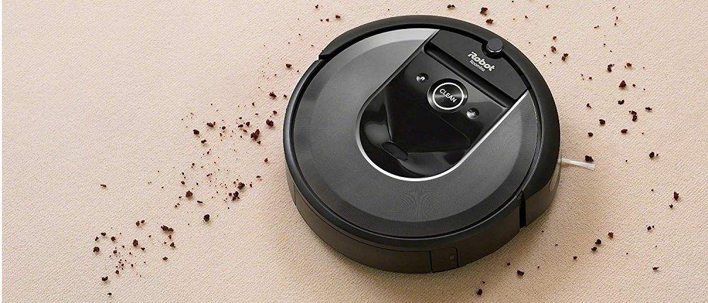 iRobot Roomba i7+ -i7550+ - Robotstofzuiger