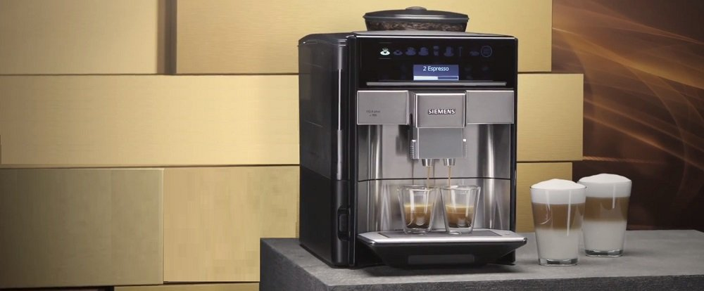 Siemens EQ6 Plus TE651209RW Espressomachine Beoordeling