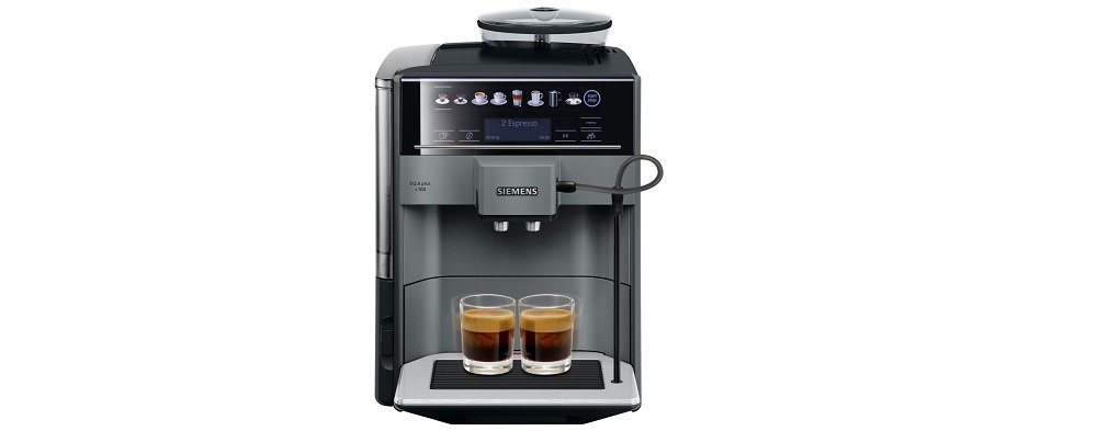 Siemens EQ6 Plus Espressomachine