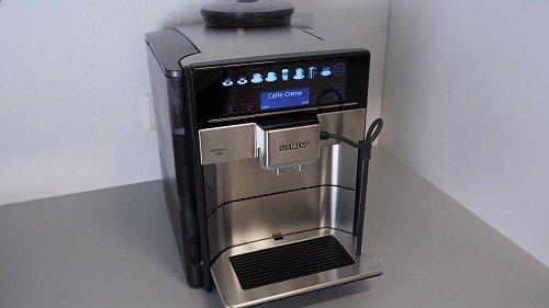 🥇 Siemens EQ6 Plus TE651209RW Espressomachine Beoordeling