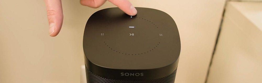 Sonos One Slimme Luidspreker