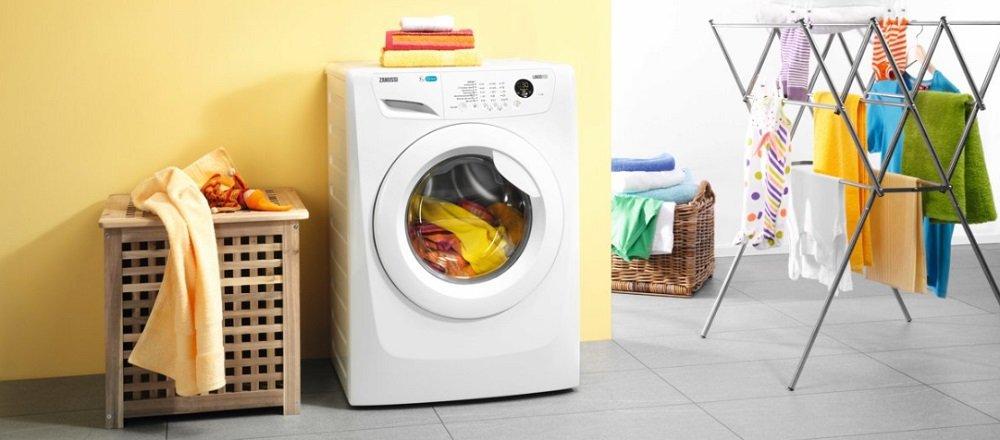 Zanussi ZWF81663W - Wasmachine