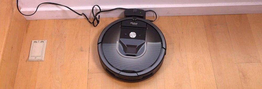 iRobot Roomba 980 Opladen