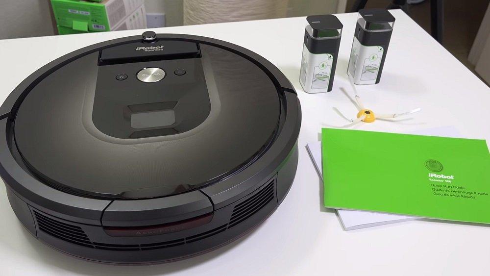 iRobot Roomba 980 Robotstofzuiger Virtuele Muren