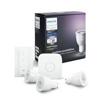 Philips Hue White and Color Ambiance - Starterkit - GU10