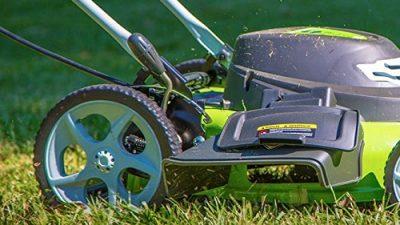 Beste Electrische Grasmaaier
