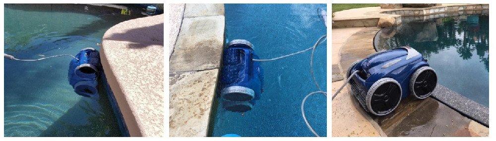 Waar moet je op letten bij het kopen van een zwembadrobot