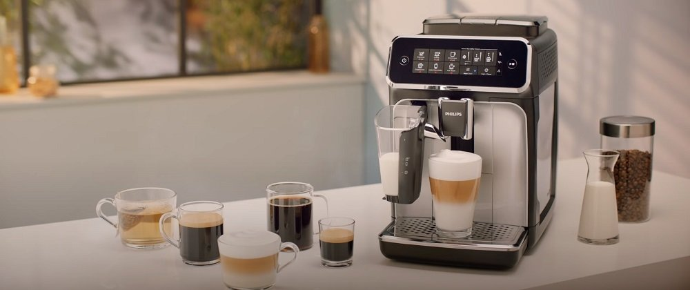 Beste Philips Espressomachines