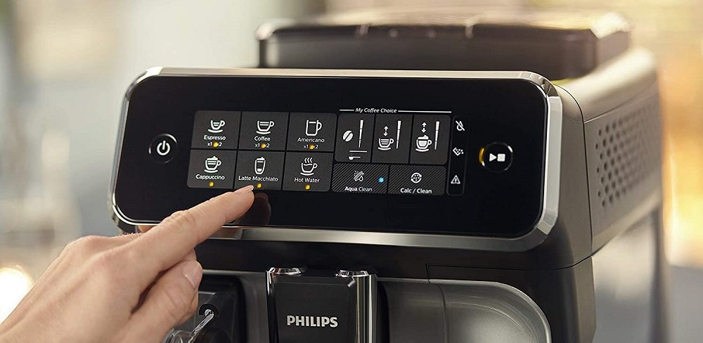 Philips Espressomachines