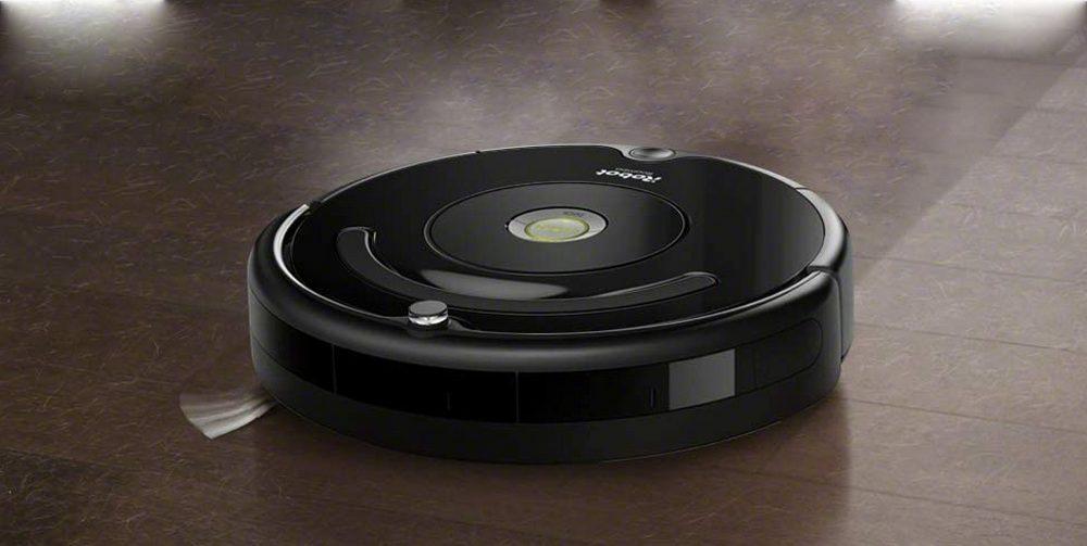 Roomba Robotstofzuiger